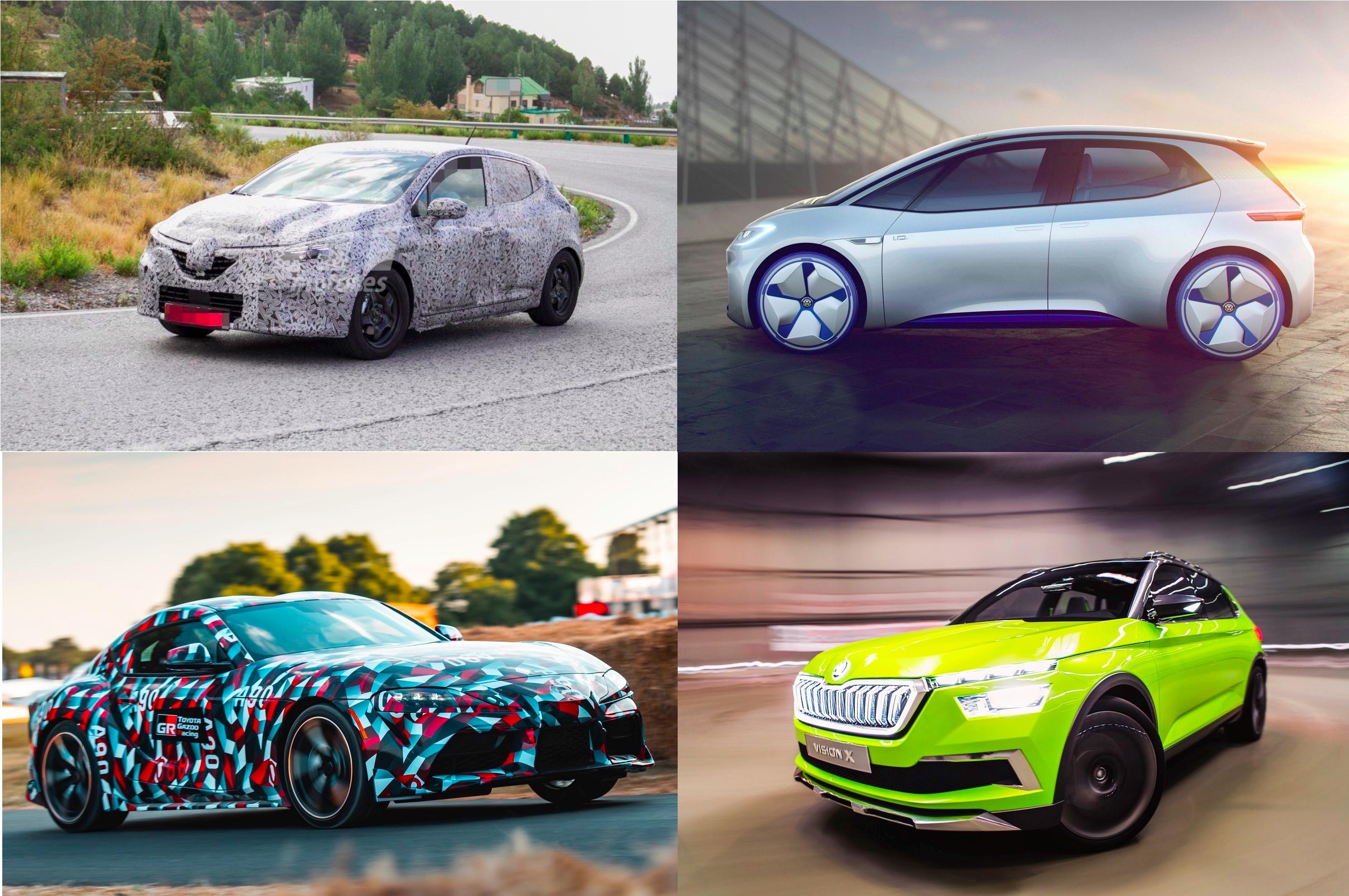Calendrier Portes Ouvertes Automobile 2021 Grantomobil.fr   Calendrier des nouveautés automobiles jusqu'en